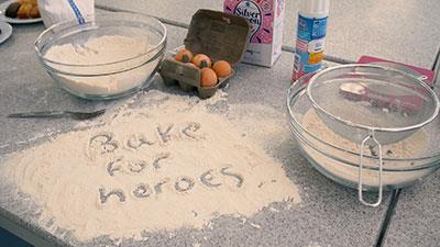 Bake for Heroes 2018