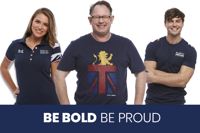 Be Bold Be Proud